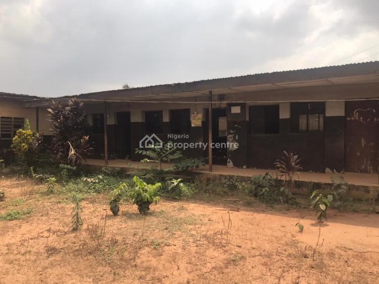Non Functional School Building on a Full Plot of Land, Ogijo, Sagamu, Ogun, School for Sale