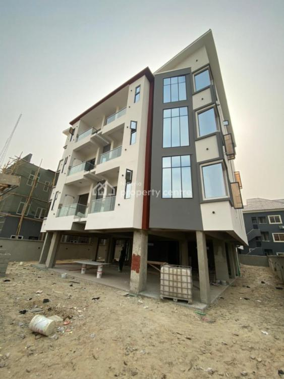Luxury 3 Bedroom Apartments with Governors Consent, Nicon Town, Lekki, Lagos, Block of Flats for Sale