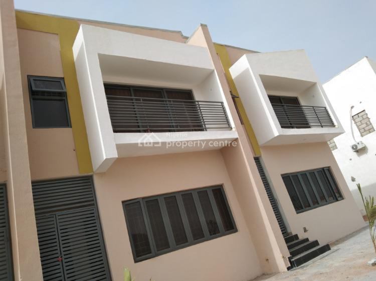 Brand New High Quality 2 Bedrooms Terraced Duplex, Federal Housing, Kubwa Express Road, Kubwa, Abuja, Terraced Duplex for Rent