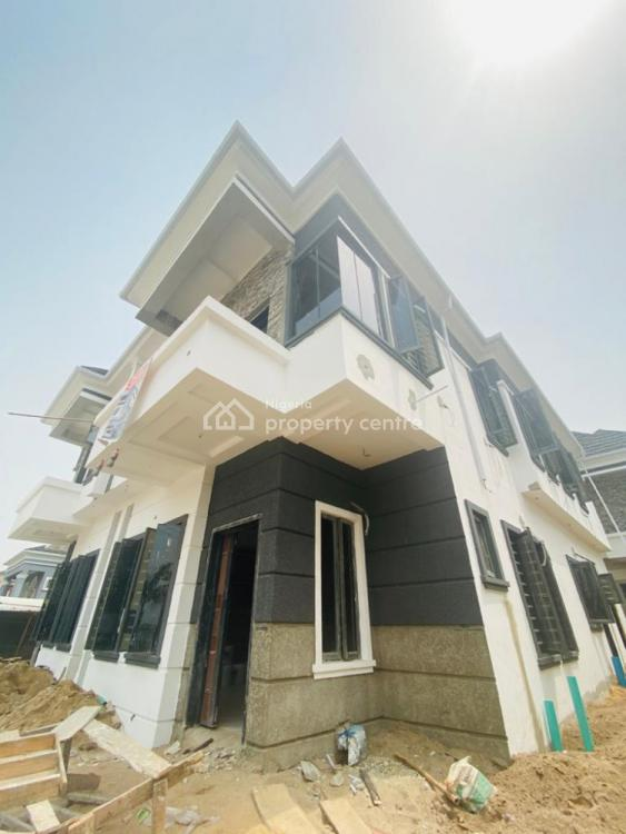 4 Bedrooms Semi Detached Duplex with a Room Bq, Ikate, Lekki Phase 1, Lekki, Lagos, Semi-detached Duplex for Sale
