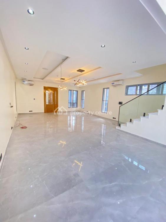 Brand New 5 Bedroom Detached Duplex with 2  Bq and Swimming Pool, Lekki Phase 1, Lekki, Lagos, Detached Duplex for Sale