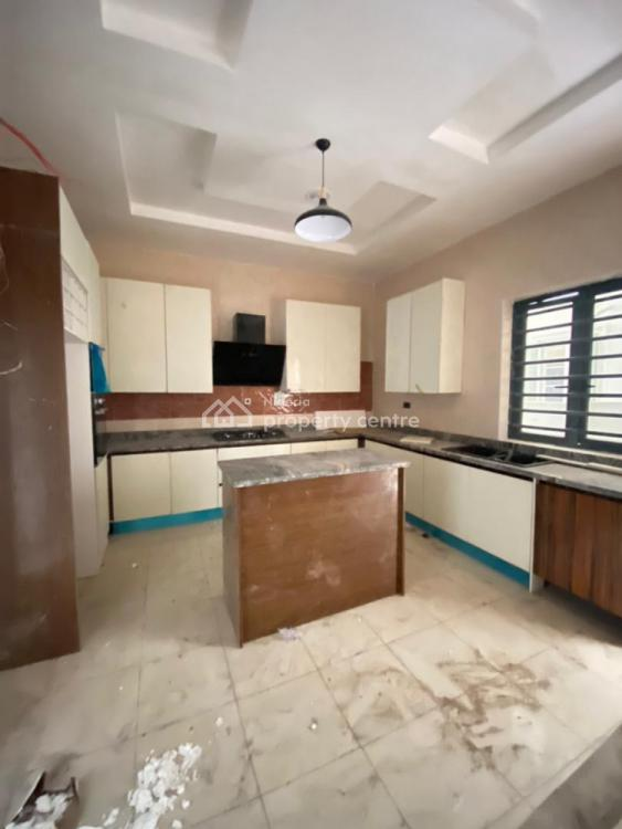 Brand New 5 Bedroom Semi Detached Duplex with 2 Room Bq  with Elevator, Agungi, Lekki, Lagos, Semi-detached Duplex for Rent