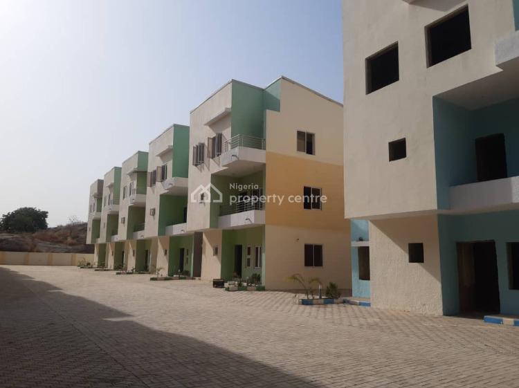 4 Bedroom Terraced Duplex with Bq, Wuye, Abuja, Terraced Duplex for Sale