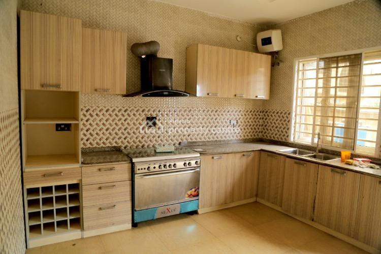 a Nice 4 Bedroom Terrace Duplex with a Bq, Ikota, Lekki, Lagos, Terraced Duplex for Rent