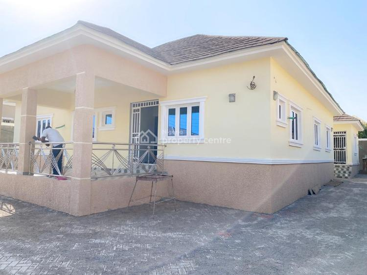 Very Tasty 3 Bedrooms Bungalow with One Bedroom B/q, Lokogoma District, Abuja, Detached Bungalow for Sale