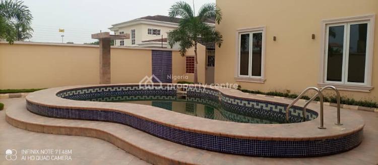 Massive 6 Bedroom Detached Duplex, Elevator, Pool, Gym, Banana Island, Ikoyi, Lagos, Detached Duplex for Sale