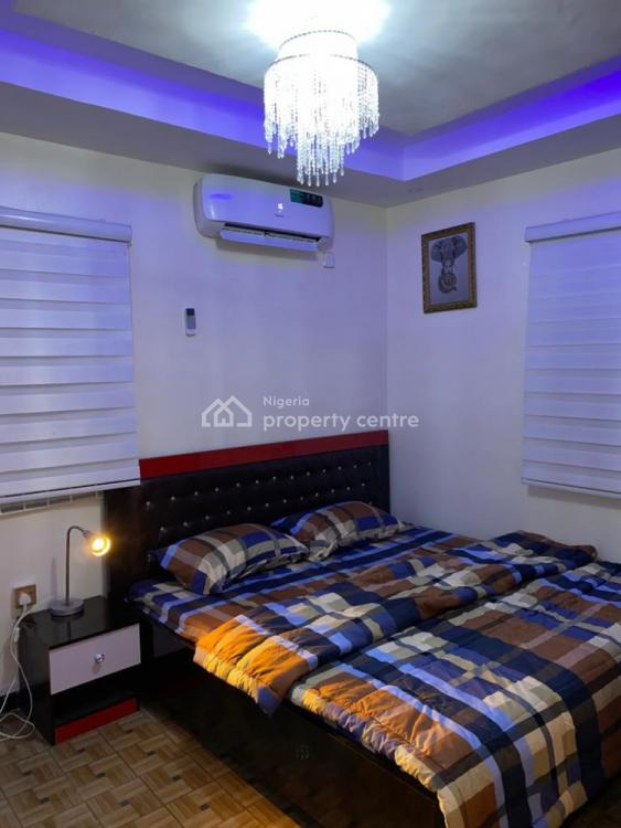 Affordable 2 Bedrooms Apartment with Solar Energy, Jakande, Lekki, Lagos, Flat / Apartment Short Let