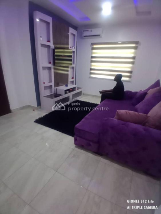 4 Bedrooms Duplex, Nike Art Gallery, Ikate Elegushi, Lekki, Lagos, Semi-detached Duplex Short Let