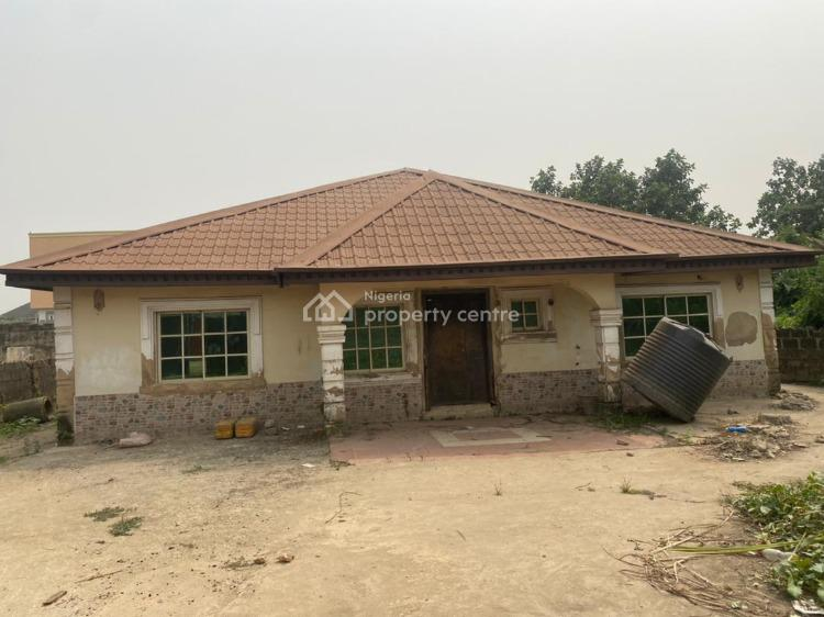 4 Bedroom Detached Bungalow, Mike Ogunbowale, Soluyi, Gbagada, Lagos, Detached Bungalow for Sale