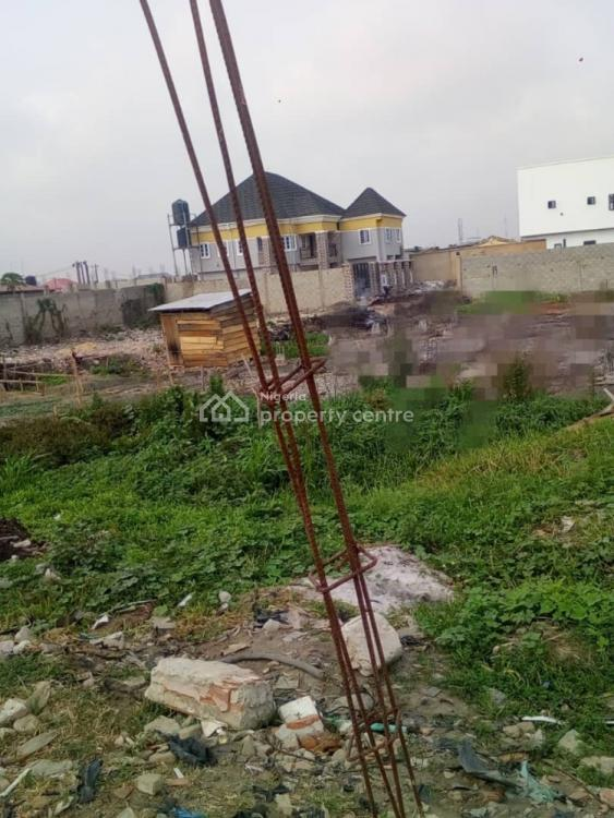 Full Plot of Land, Adebayo Estate, Pedro, Gbagada, Lagos, Land for Sale