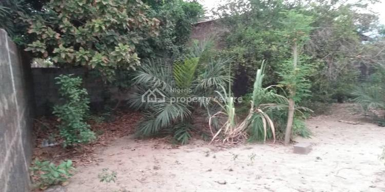 4 Bedroom Bungalow, 1 Kingdom Hall Street Tumaro Island, Apapa, Lagos, Detached Bungalow for Sale