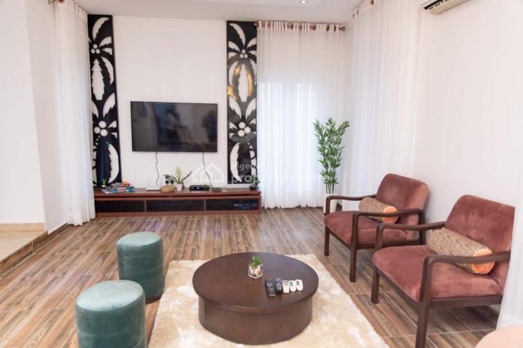 Luxury 4 Bedroom Apartment with Excellent Aesthetics., Ikate, Lekki, Lagos, Flat Short Let