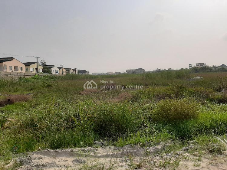 Residential Dry Land with C of O Around Lagos Business School, Castlemore Estate, Close to Lbs & Shoprite Novare Mall, Sangotedo, Ajah, Lagos, Residential Land for Sale