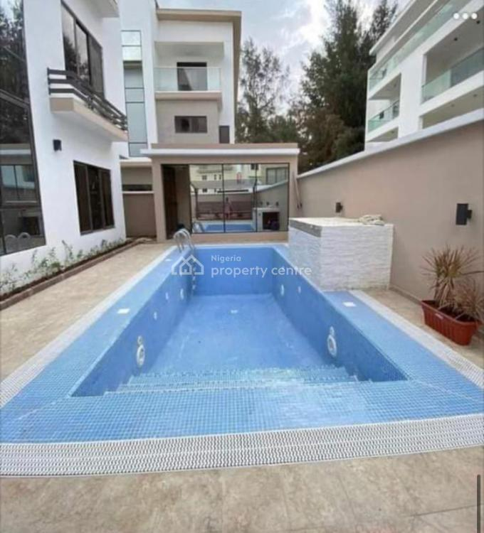 a Tastefully Newly Built Luxury 5 Bedroom Fully Detached Duplex + Bq, Banana Island Estate, Ikoyi, Lagos, Detached Duplex for Sale