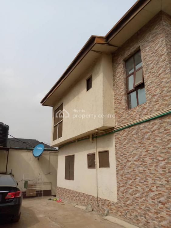 Luxury Block of 4 Flats of 3 Bedrooms with All Rooms Ensuite, Off Ajayi Aina Street, Ifako, Gbagada, Lagos, Block of Flats for Sale