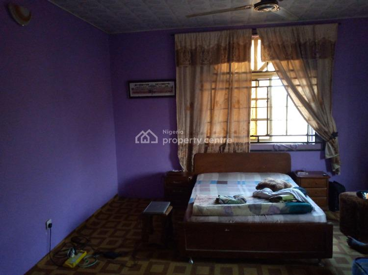 Luxury 4 Bedrooms Bungalow with a Penthouse in a Good Estate, 5, Zone a, Kasunmu Estate Off Akala Express, Oluyole, Oyo, Detached Bungalow for Sale