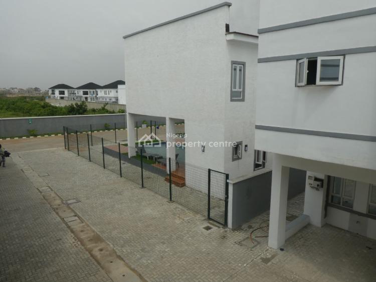 Brand New Ready to Move in 4 Bedroom Duplex, Off Orchid Road, Lafiaji, Lekki, Lagos, Terraced Duplex for Sale