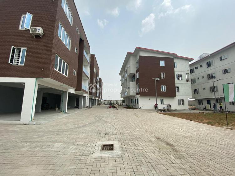 Exquisitely Finished 3 Bedroom Apartment with a Room Bq, Tm-medows, Ebute Metta West, Yaba, Lagos, Flat / Apartment for Sale