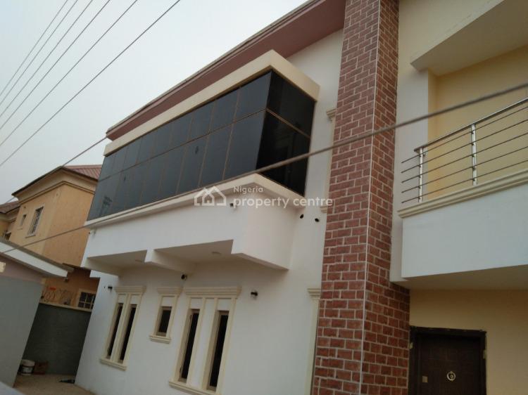 a Sophisticated Lovingly Looking 4 Bedroom Portable Terrace Duplex, News Engineering Dawaki, Dawaki, Gwarinpa, Abuja, Semi-detached Duplex for Sale