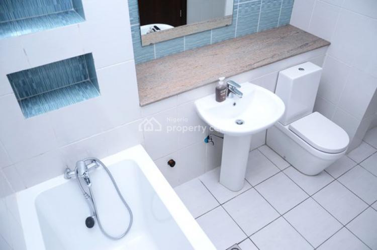 Serviced 4 Bedroom En Suite Terraced Duplexes, Off Ngozi Okonjo - Iweala Street, Utako, Abuja, Terraced Duplex for Rent