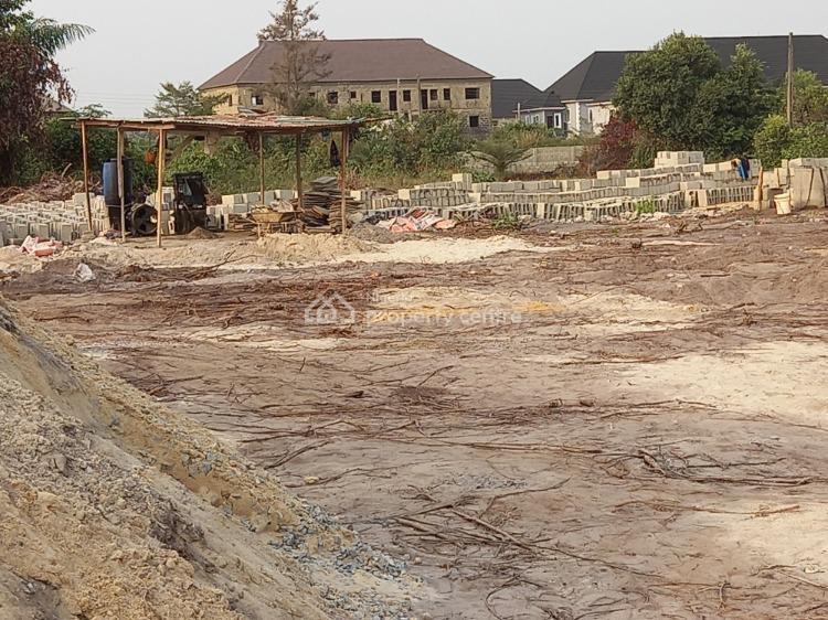2 Bedrooms  Semi-detached Bungalow, Behind Mayfair Gardens, Awoyaya, Ibeju Lekki, Lagos, Detached Bungalow for Sale