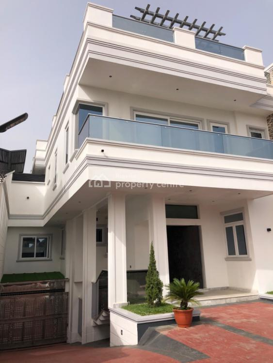 Luxury 5 Bedroom Ambassadorial Abode, Guzape District, Abuja, Detached Duplex for Rent