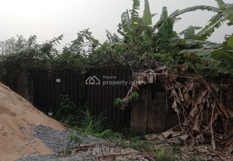 a Land on One Plot, Beachland Estate, Berger, Arepo, Ogun, Mixed-use Land for Sale