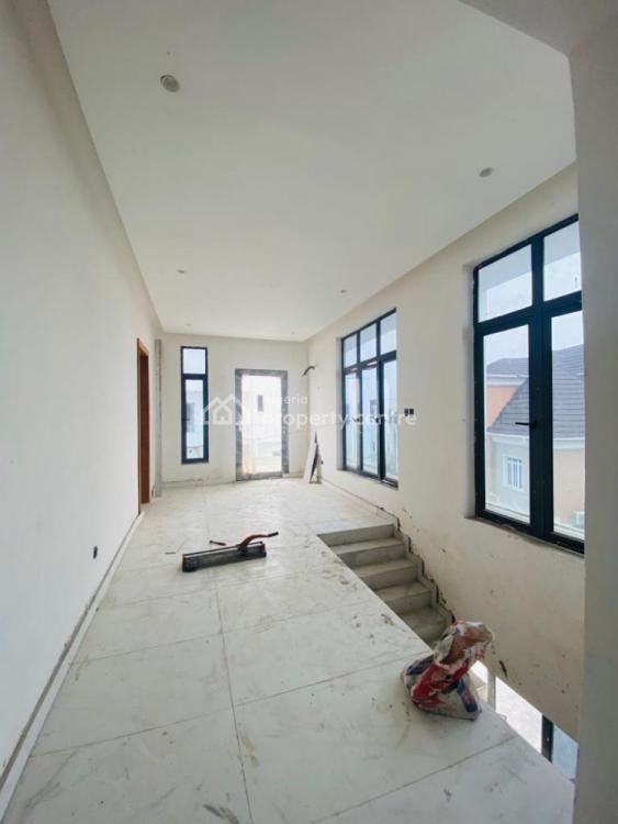5 Bedroom Luxury Duplex with Swimming Pool,studyroom,cinema and Bar, Osapa, Lekki, Lagos, Semi-detached Duplex for Sale
