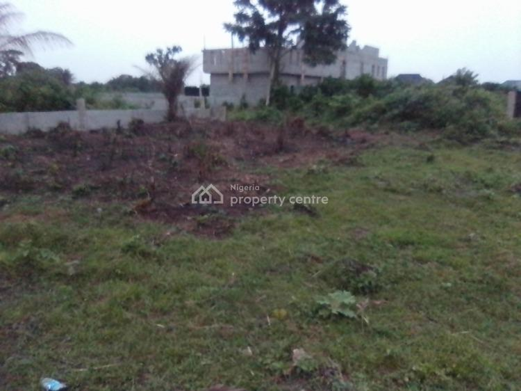 2 Large Plots of Land Beside a Chinese Company, Araromi Estate, Sangotedo, Ajah, Lagos, Residential Land for Sale