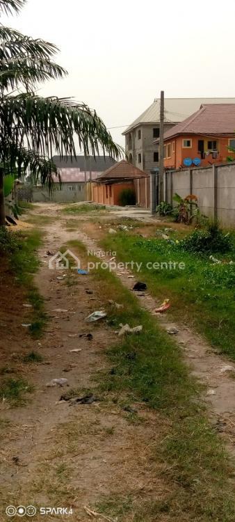 Dry Plot of Land, Abijo Gra, Femi Coker, Ajah, Lagos, Mixed-use Land for Sale