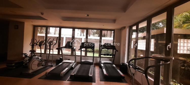 Charming 2 Bedroom Furnished Apartment, Off Awolowo Road, Ikoyi, Lagos, Flat / Apartment for Rent