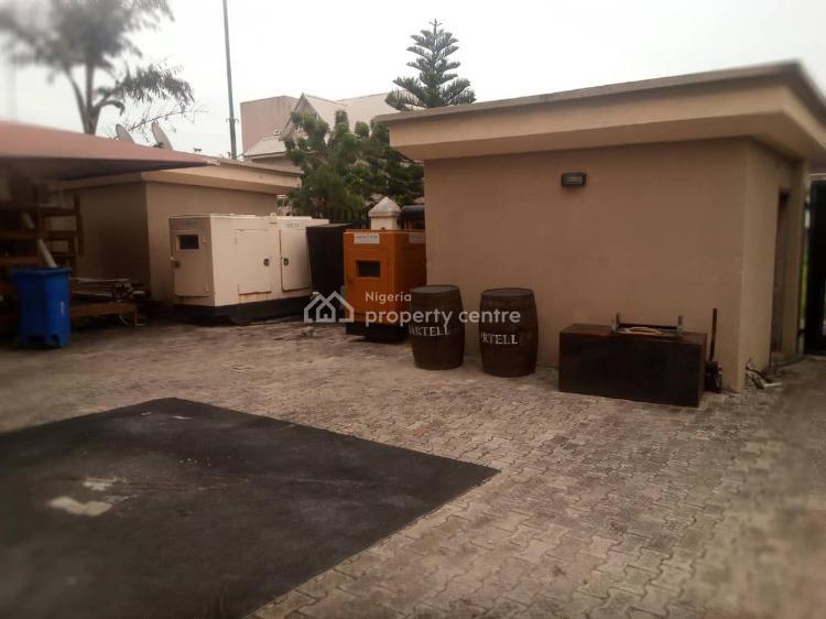 Spacious 5 Bedroom Duplex with a Room Bq in an Excellent Facility, Vgc, Lekki, Lagos, Semi-detached Duplex for Rent