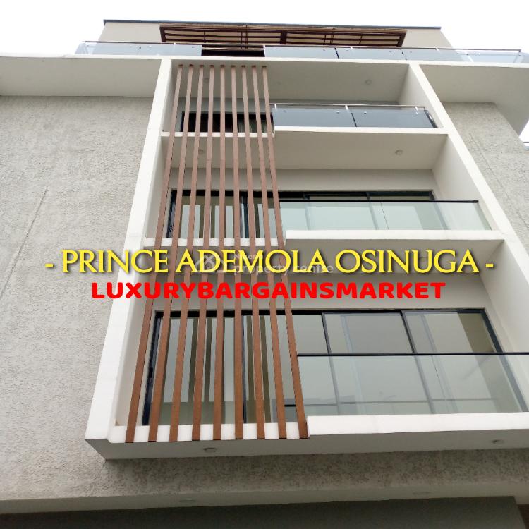 Prince Ademola Osinuga Offers! Cheap New 4 Bedroom Terraced House!, Ikoyi, Lagos, Terraced Duplex for Sale