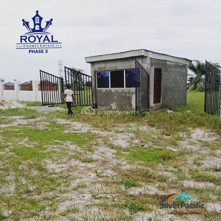 Plots of Land, Royal County Estate 3, Folu Ise, Ibeju Lekki, Lagos, Residential Land for Sale