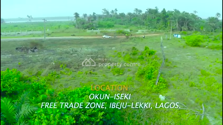 Caritas Luxury Homes ( Grace Factor), Okun-iseki, Free Trade Zone, Okun-ise, Ibeju Lekki, Lagos, Residential Land for Sale