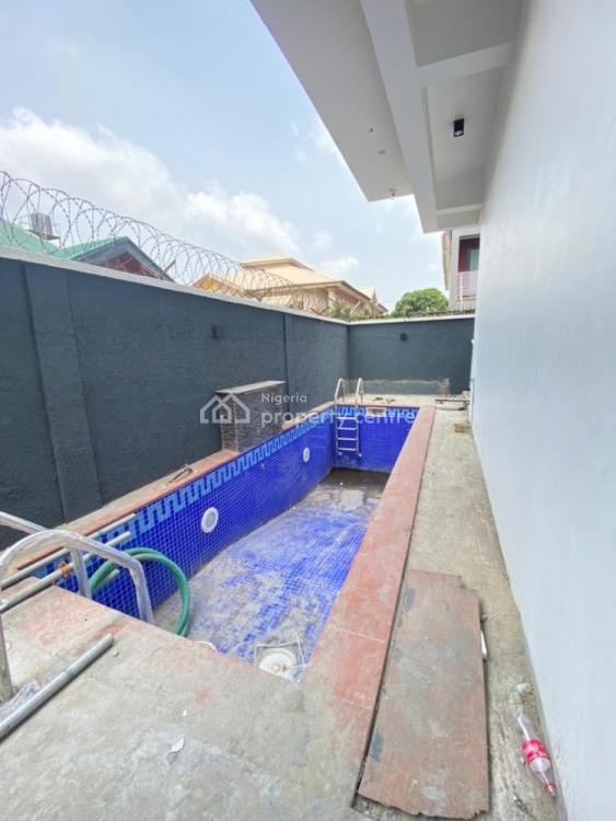 Luxury Brand New 5 Bedroom Fully Detached Duplex with Swimming Pool, Lekki Phase 1, Lekki, Lagos, Detached Duplex for Sale