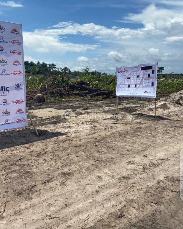 Lush Plots of Land, at Hopewell Lagoon Front Estate, Ibeju Lekki, Lagos, Residential Land for Sale