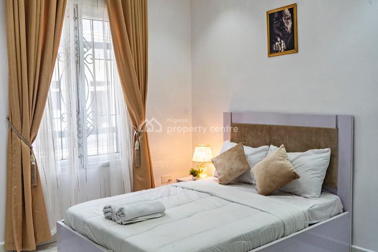 Luxury 4 Bedrooms Duplex, Platinum Way, Jakande, Lekki, Lagos, Semi-detached Duplex Short Let