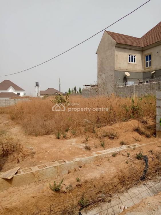 Land to Build a Four Bedroom Duplex, Harmony Estate, Apo, Abuja, Land for Sale