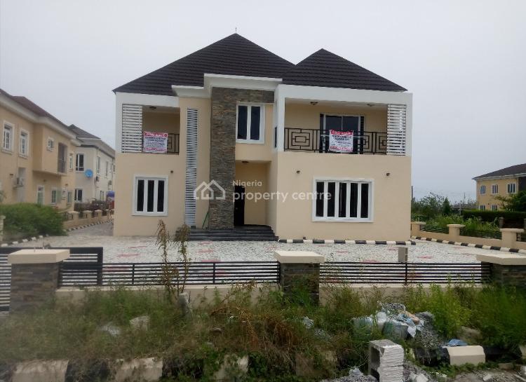 Newly Built Property, Northern Foreshore Estate, Lekki Expressway, Lekki, Lagos, Detached Duplex for Sale
