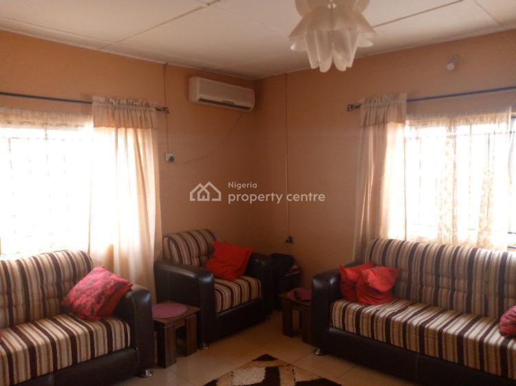Cute 3 Bedrooms Bungalow with Bq in a Federal Housing Estate, 4b, Bota Housing Estate, Near Akoto Estate, Elebu, Off Akala Express, Oluyole, Oyo, Detached Bungalow for Sale