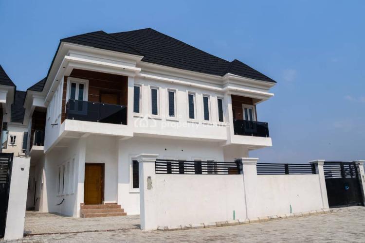 Luxury 4 Bedroom Semi Detached Duplex with Excellent Facilities, Harris Drive Beside Victoria Gardens City (vgc), Vgc, Lekki, Lagos, Semi-detached Duplex for Sale