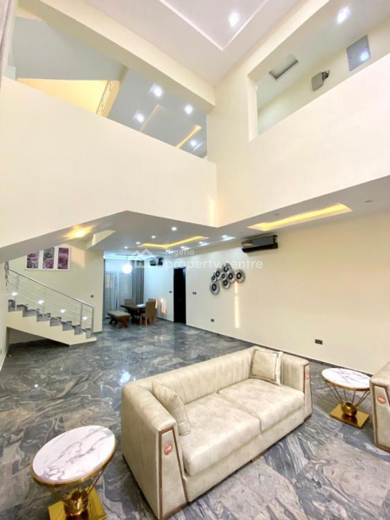 6 Bedroom Furnished Fully Detached Duplex with Swimming Pool & Bq, Lekki Phase 1, Lekki, Lagos, Detached Duplex for Sale