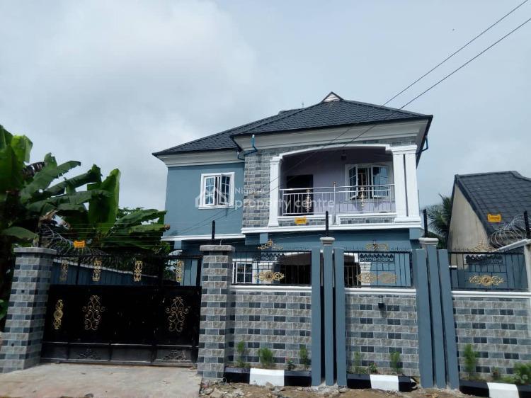 4 Bedroom High Toned Detached Duplex, Uyo, Akwa Ibom, Detached Duplex for Sale