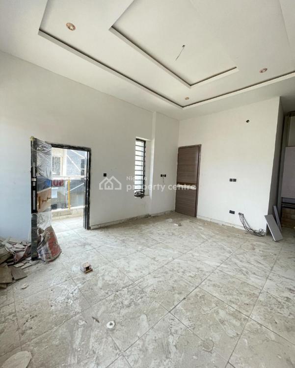 Brand New Listing 4 Bedroom Semi Detached Duplex;, 2nd Tollgate, Lekki, Lagos, Semi-detached Duplex for Sale