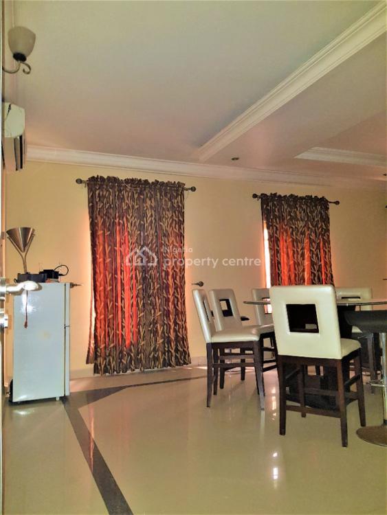 Luxury 4 Bedroom Flats with Bq in a Serene Neighbourhood, Royal Garden Estate, Ajah, Lagos, Flat / Apartment for Rent