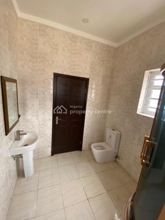 4 Bedroom Fully Detached Duplex with Bq, Chevron, Lekki, Lagos, Detached Duplex for Sale
