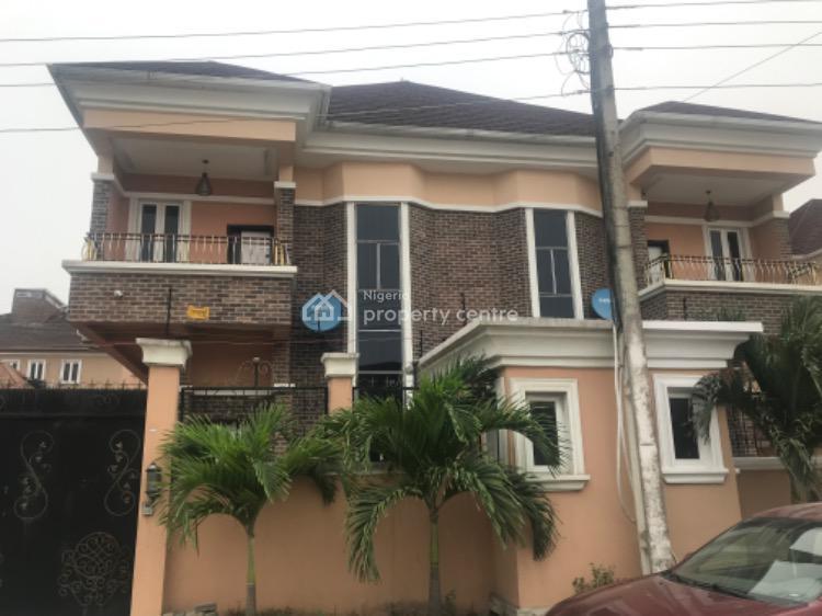 a Fully Furnished 4 Bedroom Semi Detached Duplex with a Bq, Ikate, Lekki, Lagos, Semi-detached Duplex for Rent