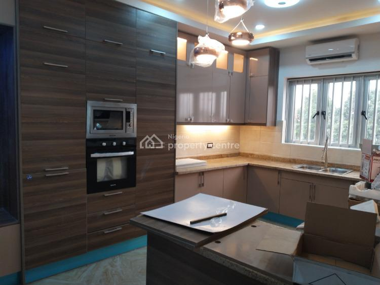 New & Serviced 3 Bedroom Luxury Flat, Shonibare Estate, Maryland, Lagos, Flat / Apartment for Sale