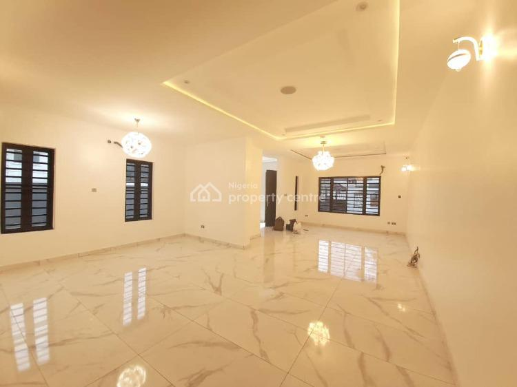 a Brand New 4 Bedroom Semi-detached House with Bq, Vgc, Lekki, Lagos, Semi-detached Duplex for Sale